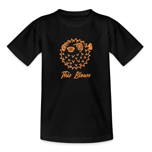 puffer - Teenage T-Shirt