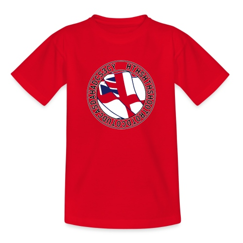 Hands to Harbour Stations (DC) - Teenage T-Shirt