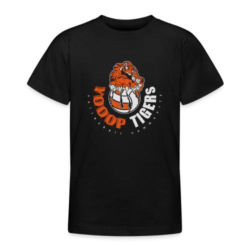 Logo des Yooop Tigers Bruxelles - T-shirt Ado