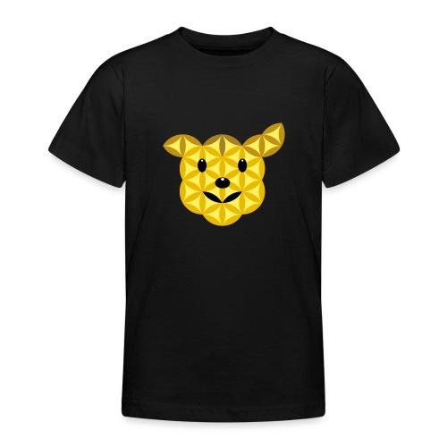 The Dog Of Life - Sacred Animals - Teenage T-Shirt