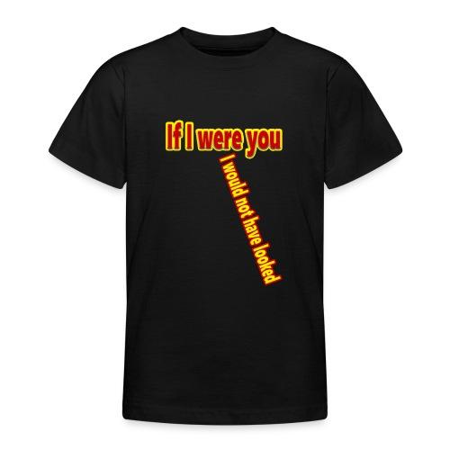 Look - Nuorten t-paita