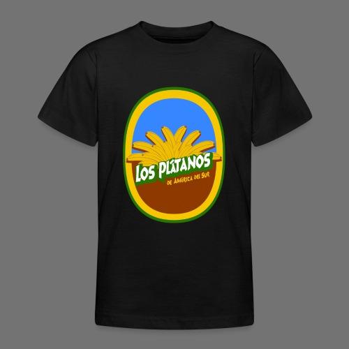 Los Platanos - Nuorten t-paita