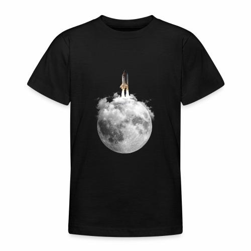 Mondrakete - Teenager T-Shirt