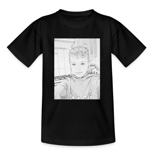 Jack Tomo in stock things - Teenage T-Shirt