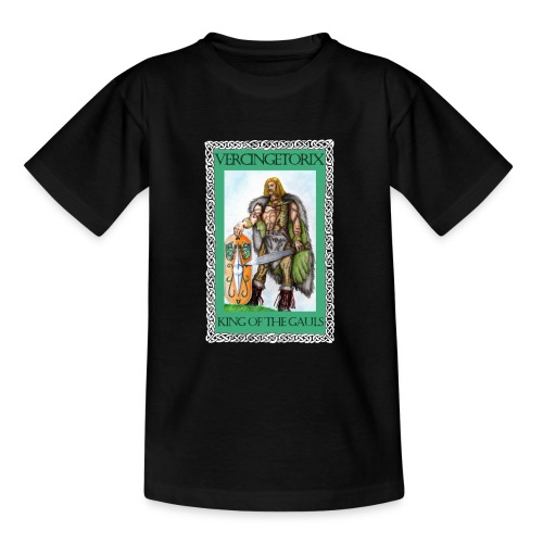 Vercingetorix - Teenage T-Shirt
