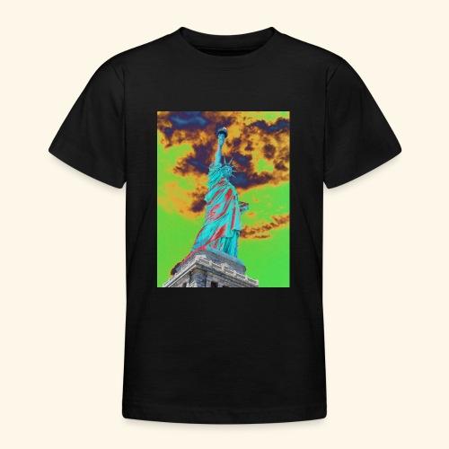 Statua della libertà - Maglietta per ragazzi