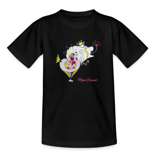 Mimi Corasol - T-shirt Ado