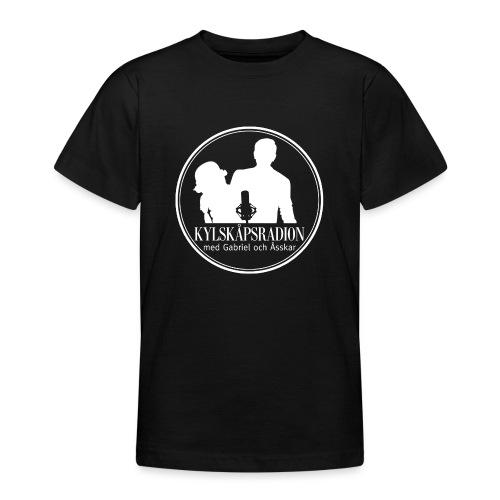 Logga helvit - T-shirt tonåring