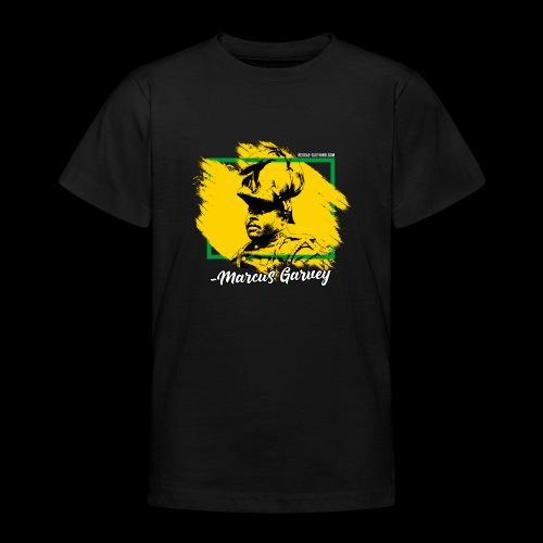MARCUS GARVEY by Reggae-Clothing.com - Teenager T-Shirt