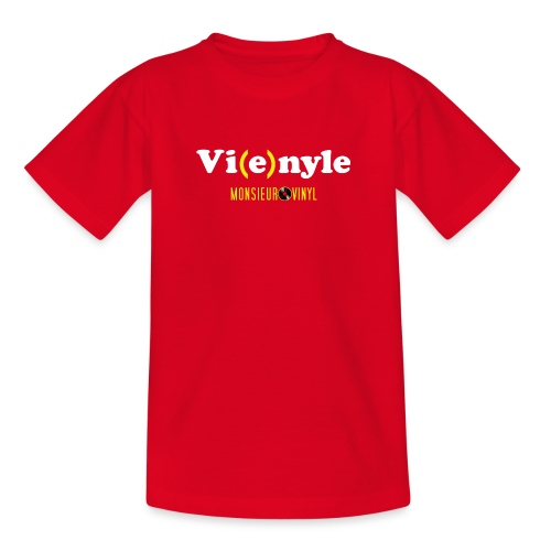 Collection Vi(e)nyle - T-shirt Ado