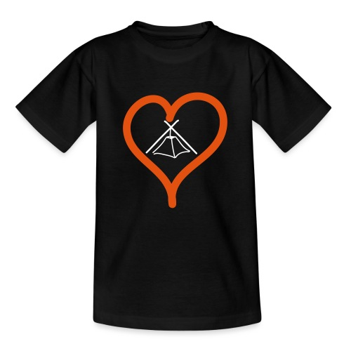 Herz Kothe - Teenager T-Shirt