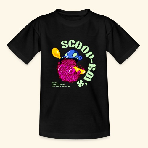 SCOOP EM - Teenage T-Shirt