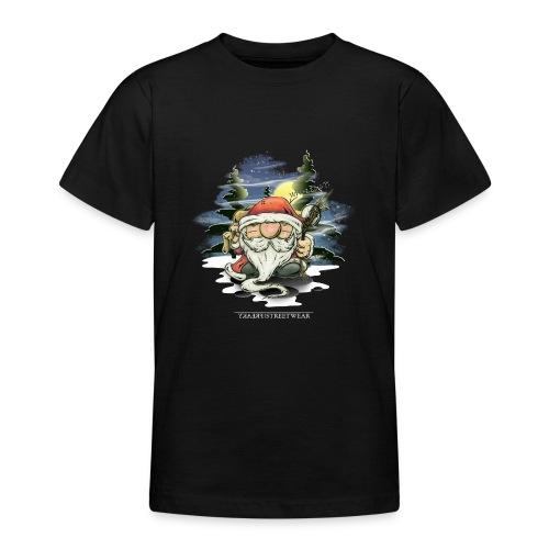 the real santa - Teenager T-Shirt