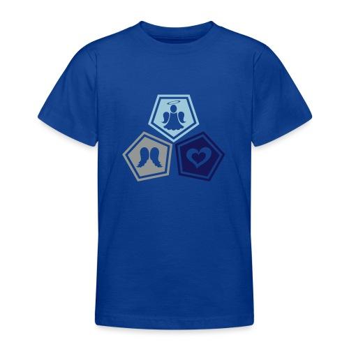 Tee shirt baseball Enfant Trio ange, ailes d'ange - Teenage T-Shirt