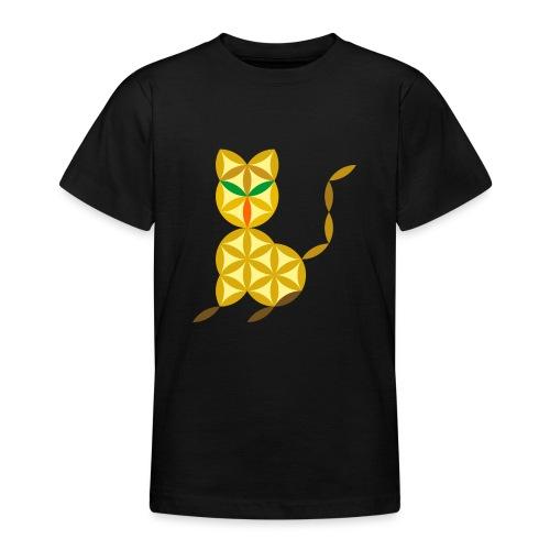 The Kitten Of Life - Sacred Animals - Teenage T-Shirt