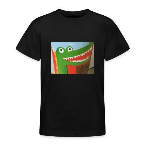 Crocodile - Teenage T-Shirt