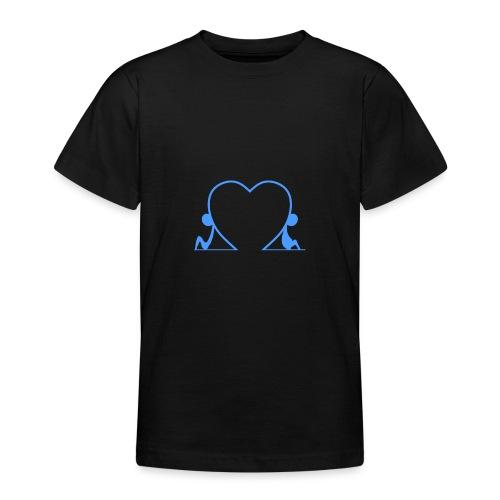 Distanti, ma vicini... LIGHT BLUE - Maglietta per ragazzi