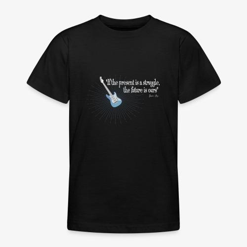 Frases celebres 01 - Camiseta adolescente