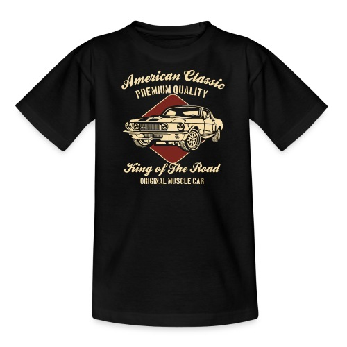 American Classic - Teenager T-Shirt