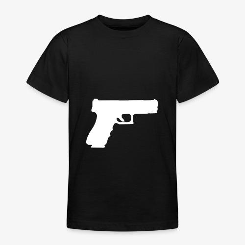 Pistol 88 C2 - Glock 17 Gen.3 - T-shirt tonåring