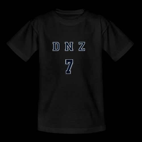 """""""DNZ"""" COLLAGE STYLE - T-shirt tonåring"""