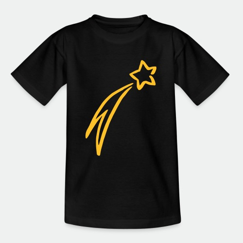 Sternschnuppe drawing - Teenage T-Shirt