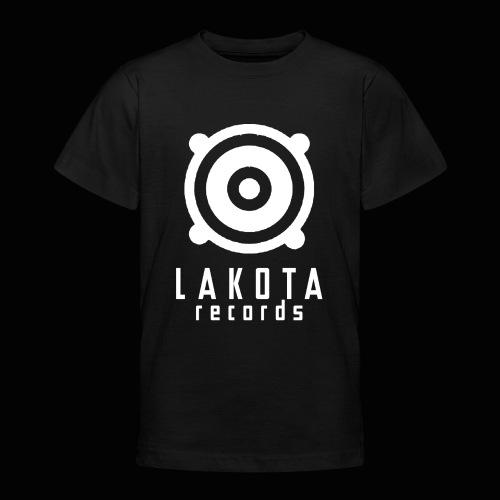 LAKOTA Logo White - Teenager T-Shirt