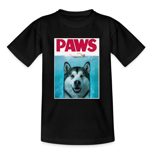 paws 2 - Teenage T-Shirt