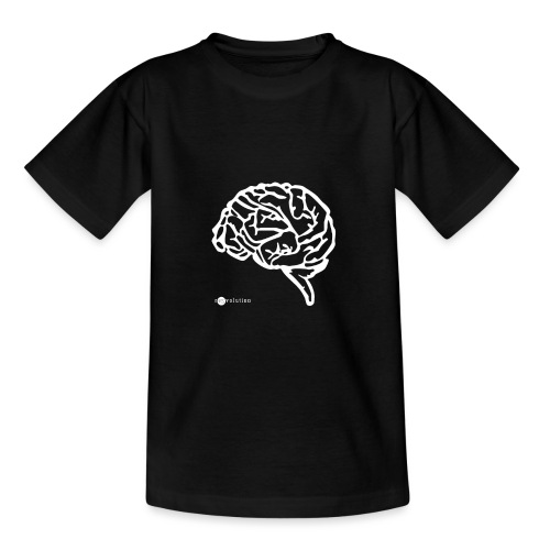 BRAIN HANDS - Camiseta adolescente