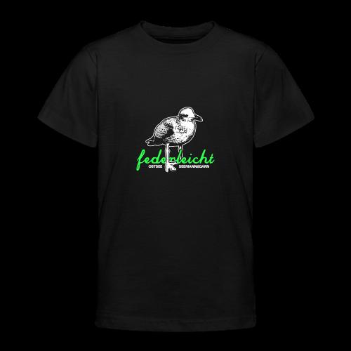 federleicht - Teenager T-Shirt