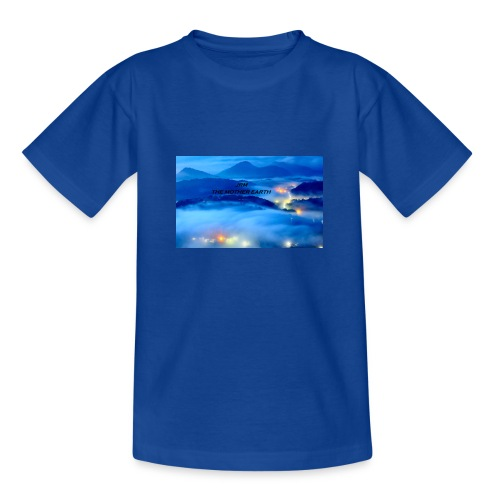 the mother earth collection 2017 - T-shirt Ado