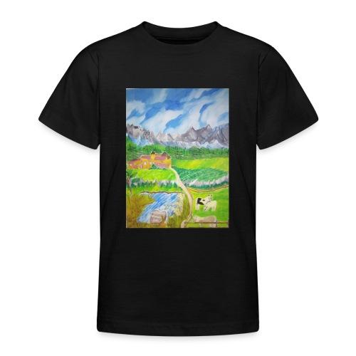 LandIMG 20180818 140244 - Teenager T-Shirt