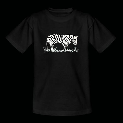 Zebra - Teenager T-Shirt
