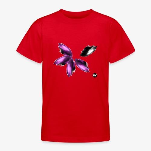 Sembran petali ma è l'aurora boreale - Maglietta per ragazzi