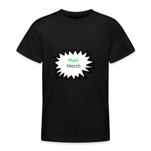 Manimerch boom - Teenage T-Shirt