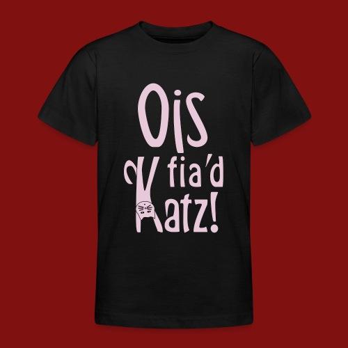 Ois fia´d Katz - Teenager T-Shirt