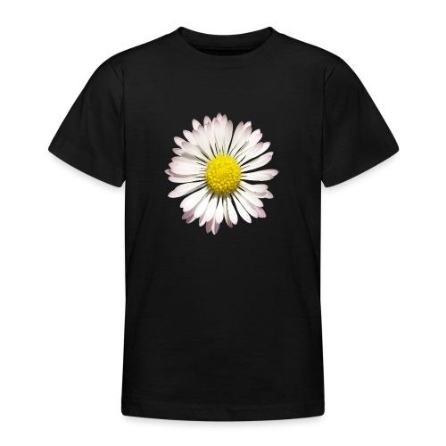 TIAN GREEN Garten - Gänse Blümchen - Teenager T-Shirt