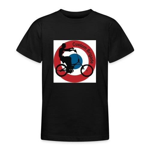 Cocarde Chopper - T-shirt Ado