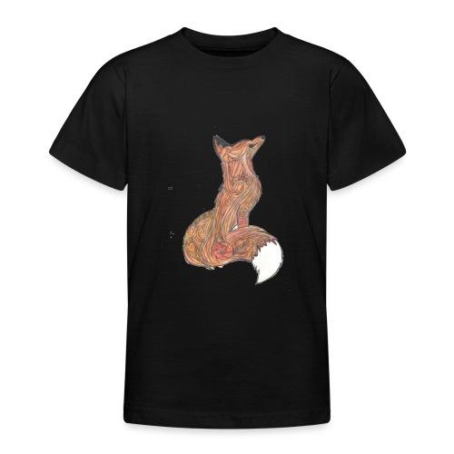 zorro - Camiseta adolescente