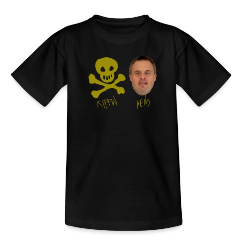 HENS x SABELTANN - MERCH (LIMITED EDITION) - T-skjorte for tenåringer