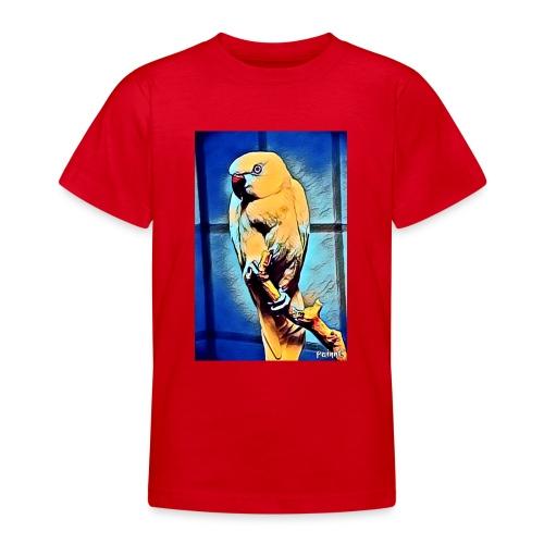 Bird in color - Nuorten t-paita
