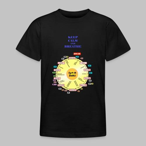 Krebs Cycle - Teenage T-Shirt