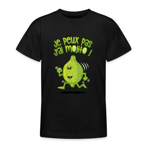 Ich habe mojito - Teenager T-Shirt