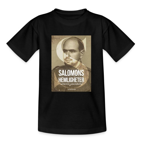 Salomons hemligheter - T-shirt tonåring