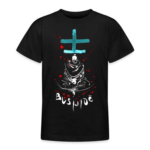 Bushido - Der Weg des Kriegers - Teenage T-Shirt