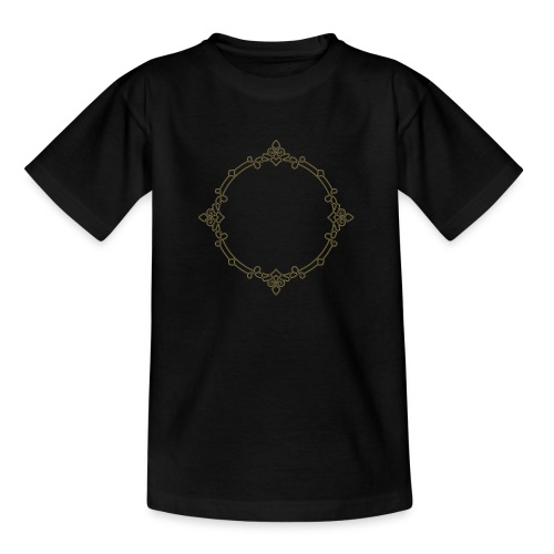 MONOGRACIA | BY VALORSTUDIO | - Teenager T-shirt