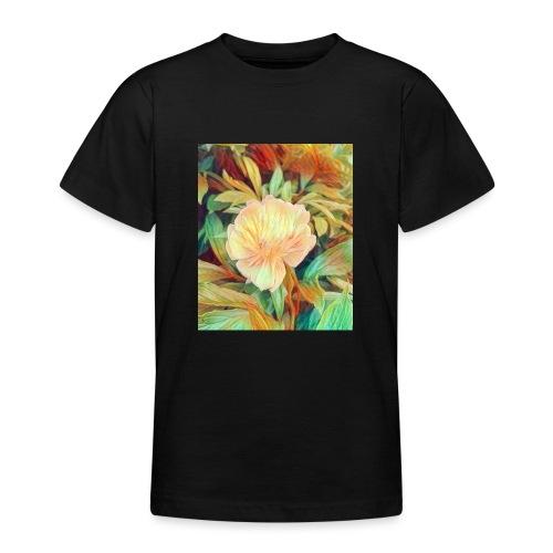 Flower - Teenager T-Shirt