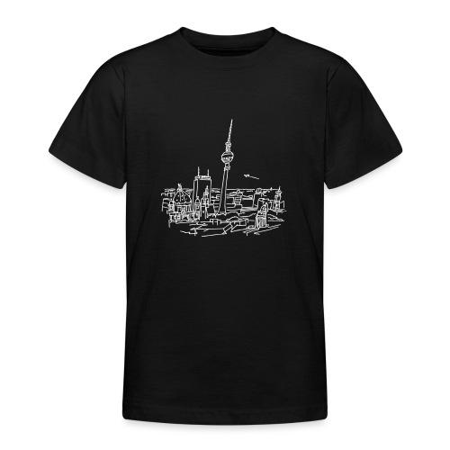 Le panorama de Berlin - T-shirt Ado