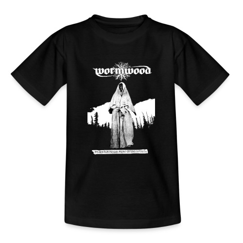 Women's Witch Print - Teenage T-Shirt