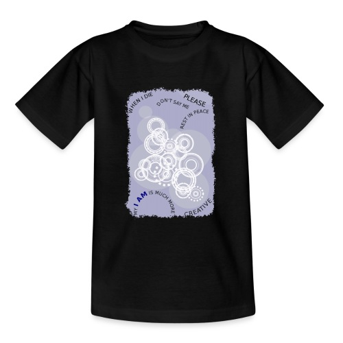I AM MUCH MORE (donna/woman) - Maglietta per ragazzi